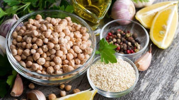 food rich in estrogen