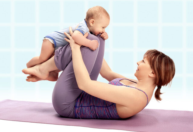 tips for flat tummy after pregnancy