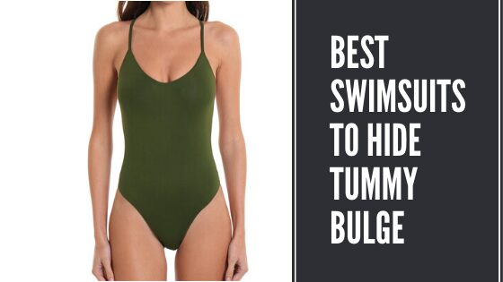 Best Swimsuits to Hide Tummy Bulge