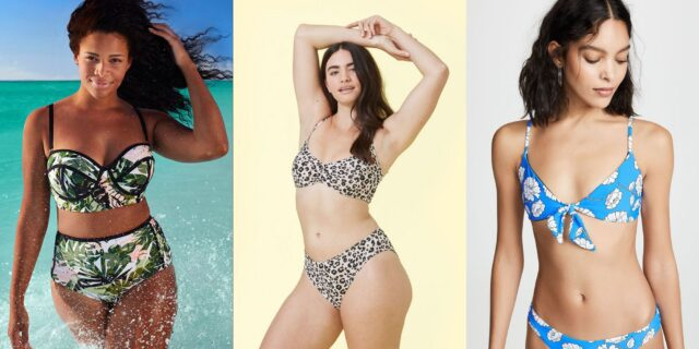 Different Types of Swimsuit
